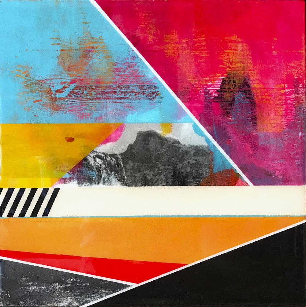 """Half Dome"" by Jared Leake"