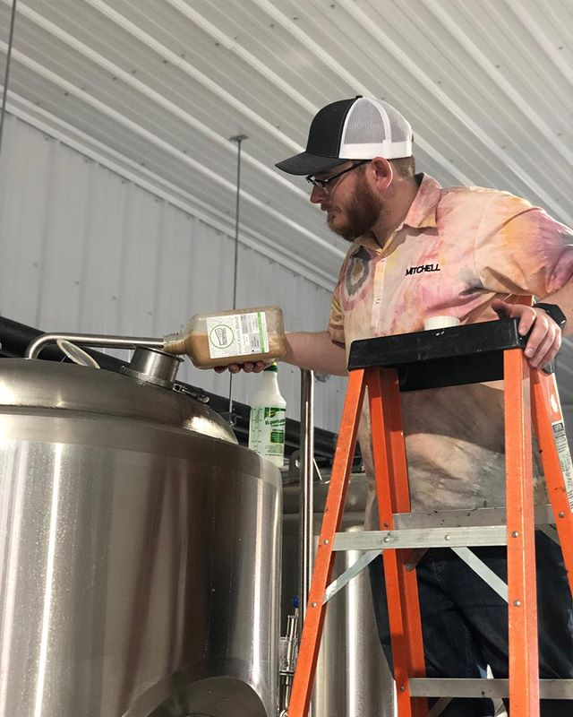 We are excited to partner with @escarpmentlabs using their Arset Kviek Blend yeast in our latest brew. Kvieks, known for their ability to speed up fermentation, have been used for generations in farmhouse brewing in Norway.  Watch for an upcoming beer release!!