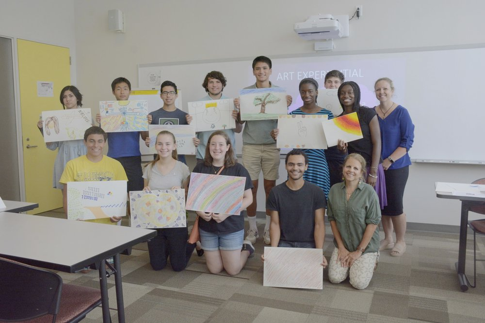 Art Therapy: GWU