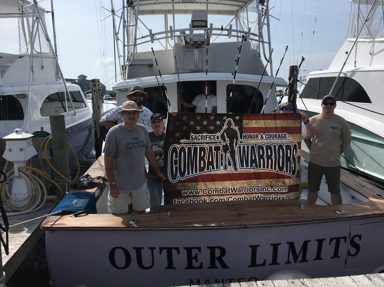 2017 Oregon Inlet Offshore Fishing | Combat Warriors Inc