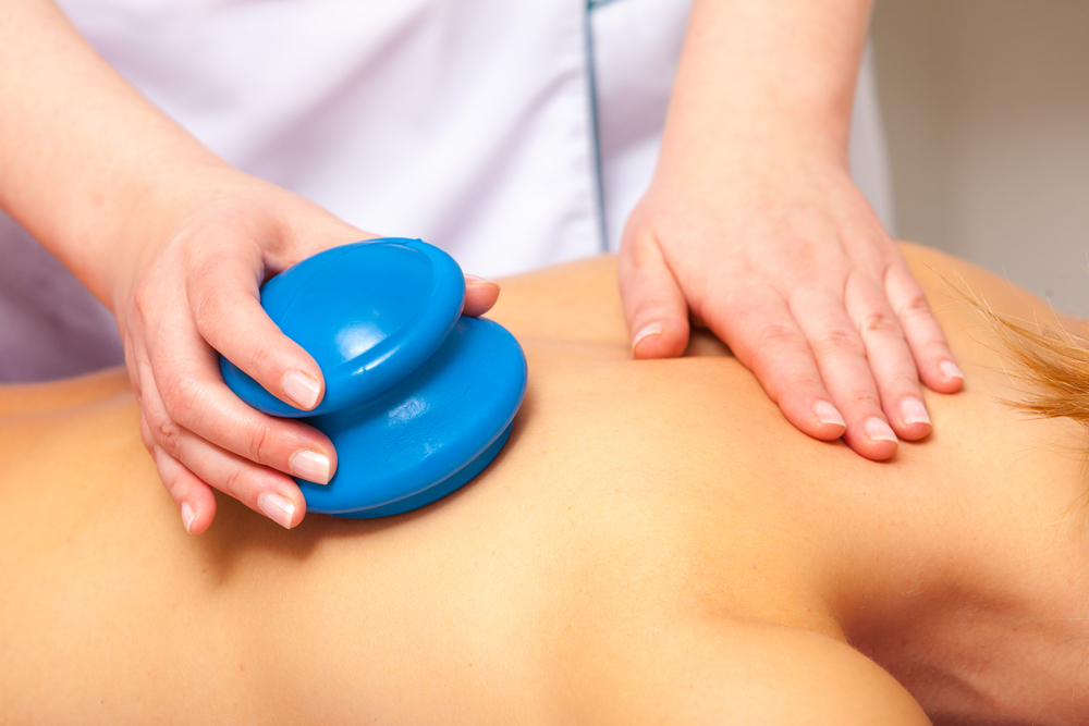 Modern Cupping/Reiki/Accunect