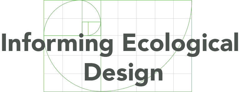Informing Ecological Design