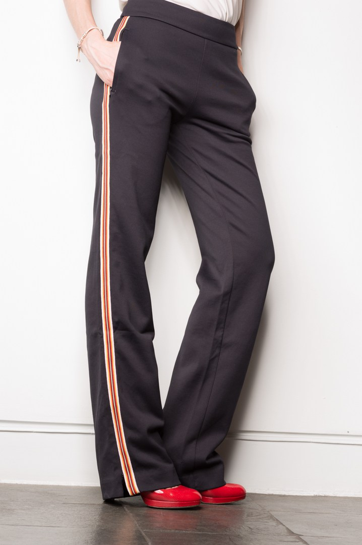 See By Chloe Side Stripe Trousers