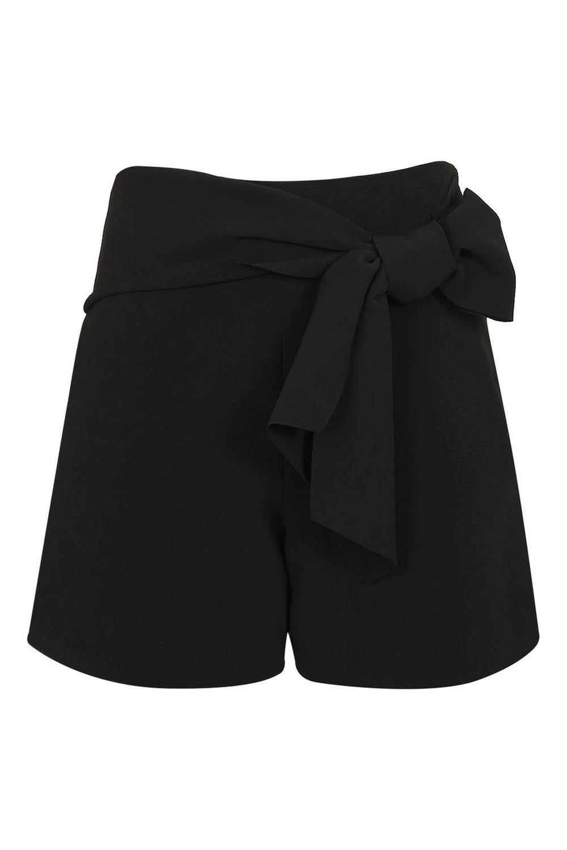 Tie Waist Shorts Topshop.jpg