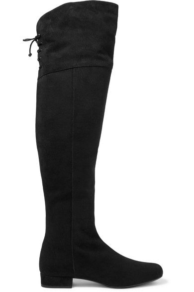Saint Laurent Suede over the knee boots.jpg