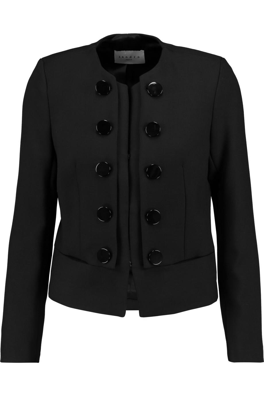 Sandro Veleke twill jacket.jpg