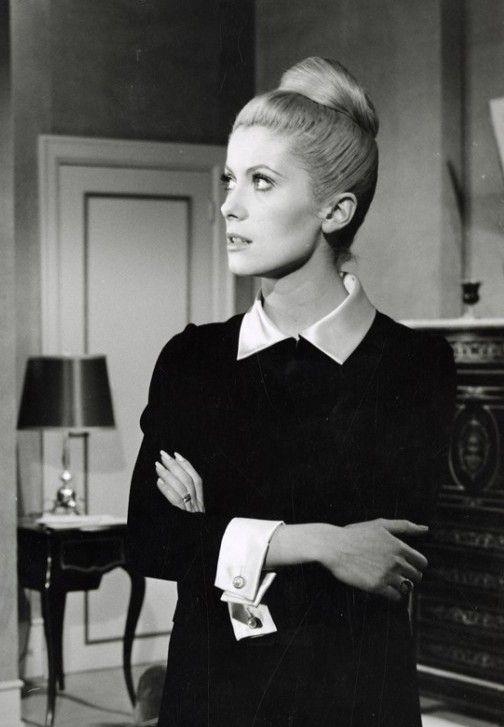 Catherine Deneuve in Luis Buñuel's Belle de Jour (1961)