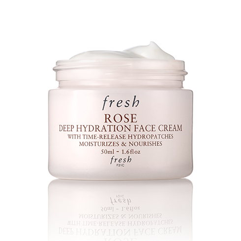 Fresh Deep Hydration Face Cream, £35. Because I like to leave home in the mroning feeling like I smell of roses.