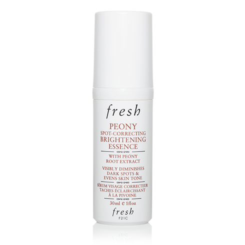 Fresh Peony Brightening Essence, £58. I normally hate serums. They feel sticky  and like they are doing the opposite to what you are trying to achieve by putting face cream, masks etc. This one is the one I tolerate the most.