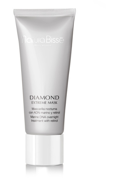 Natura Bissé   Diamond Extreme Mask , £87 on Net-a-Porter.  Have only tried in combination with the diamond oil so would not be able to judge if it is worth buying stand alone. But again, major crush on Natura Bissé although I do hate their price range.
