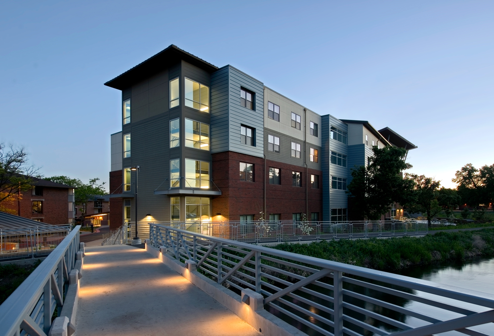 Barto Hall/ Central Washington University