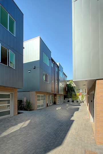 The Sylvie Townhomes