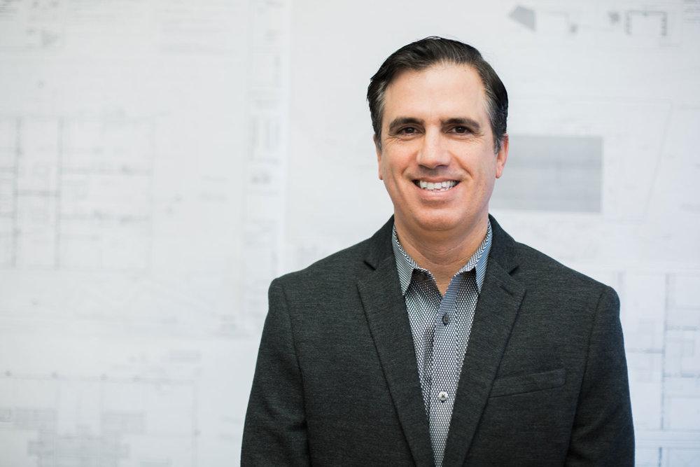 Charles Strazzara, RA, Partner