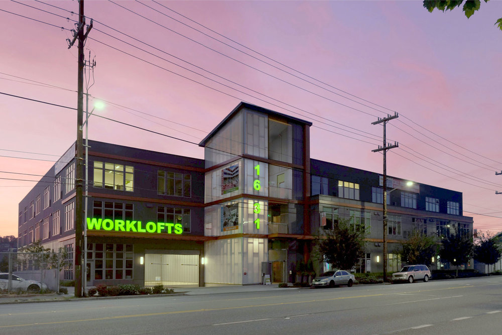 Interbay Worklofts