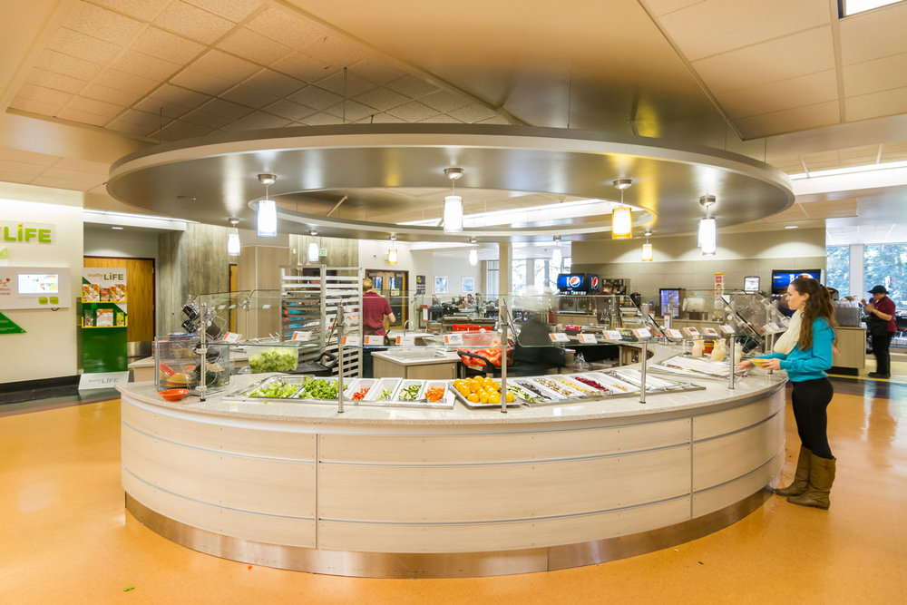 Dining Facility Upgrades, WWU