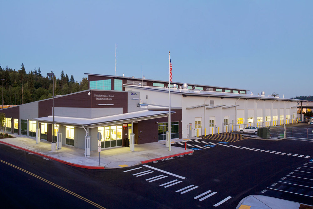 Northshore Transportation Center