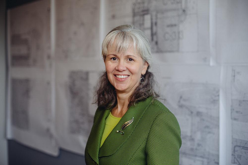 Debora Ashland, LEED AP BD+C, Director