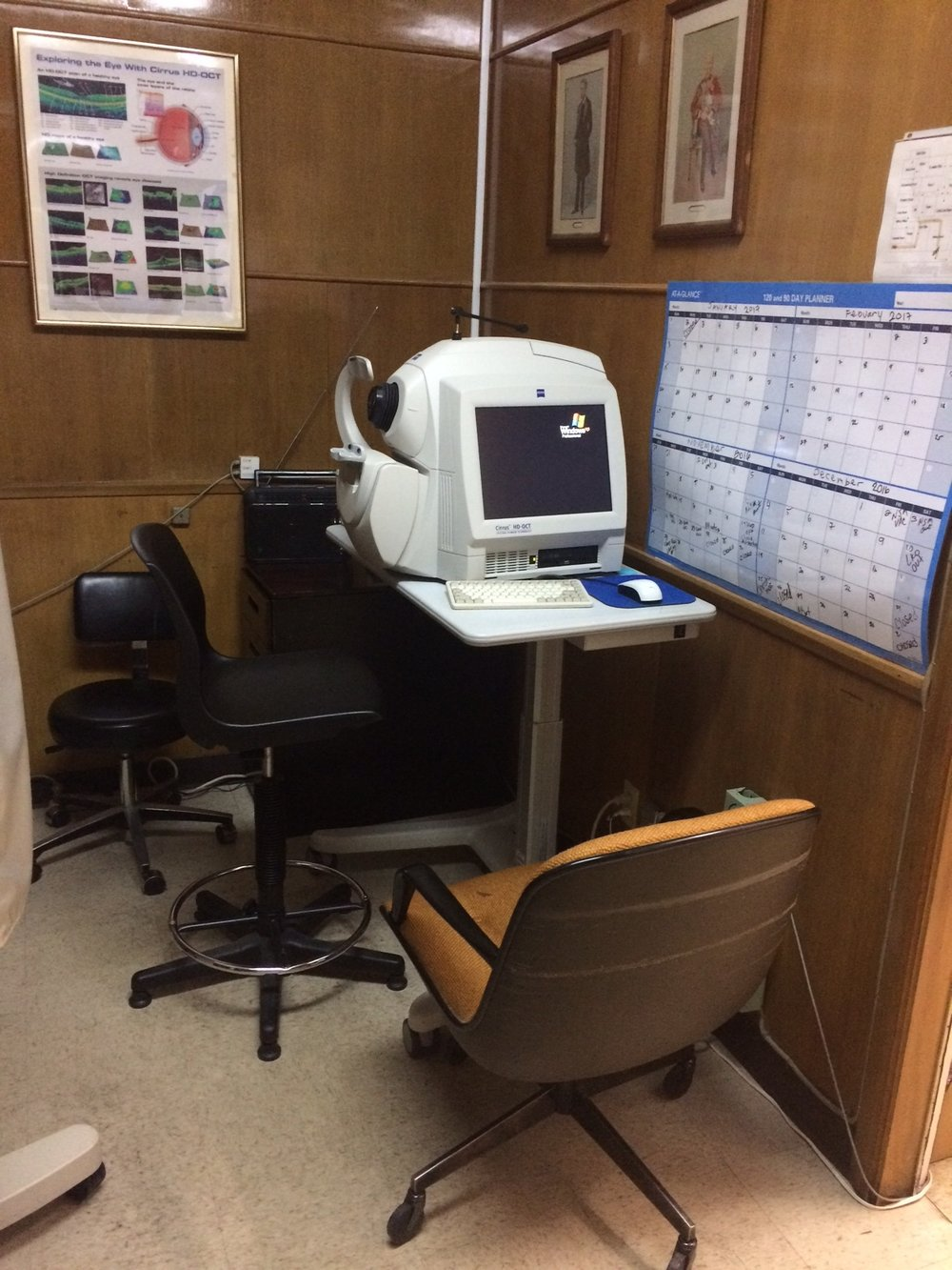 IMAGING/TESTING ROOM