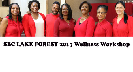 SBC Lake Forest 2017 Wellness Workshop
