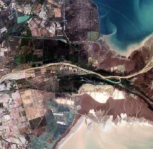 GF-1 image