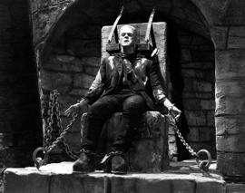 """""""Frankenstein"""" Universal 1931"""
