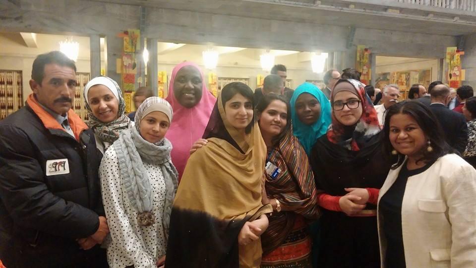 Girls Delegation to Nobel Ceremony 2014.jpg