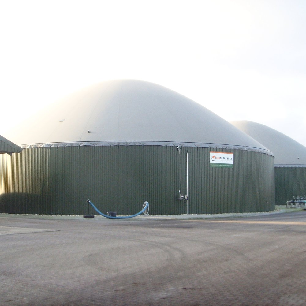 Anaerobic Digestion -