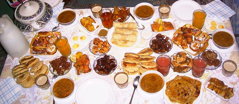 Iftar Meal.JPG