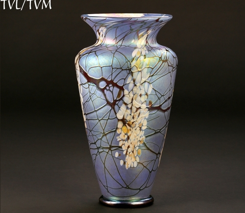 Magnolia Traditional Vase Studio Seven Arts