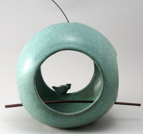 Orb feeder bronze glaze.JPG