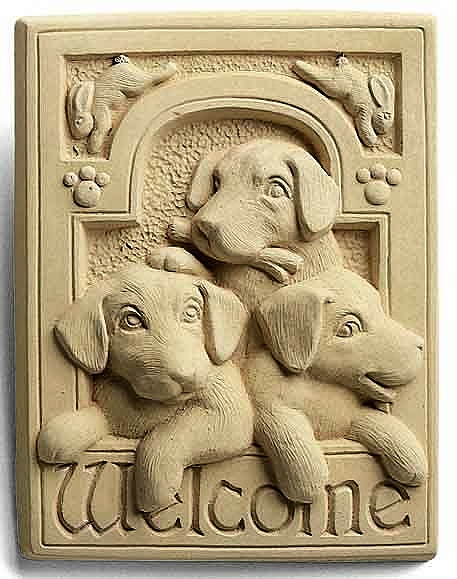 125-Welcome Puppies Plaque.jpg