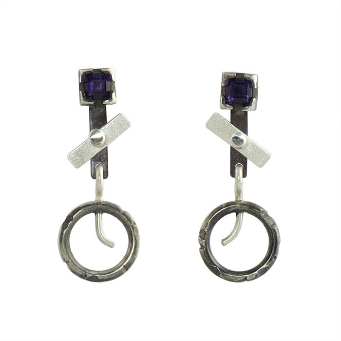 Web Industry amethyst cross earrings.jpg