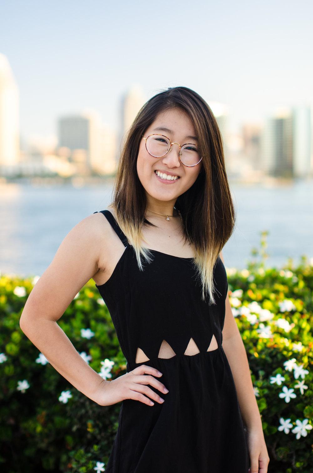Jennifer Kim (#21-2), Alto