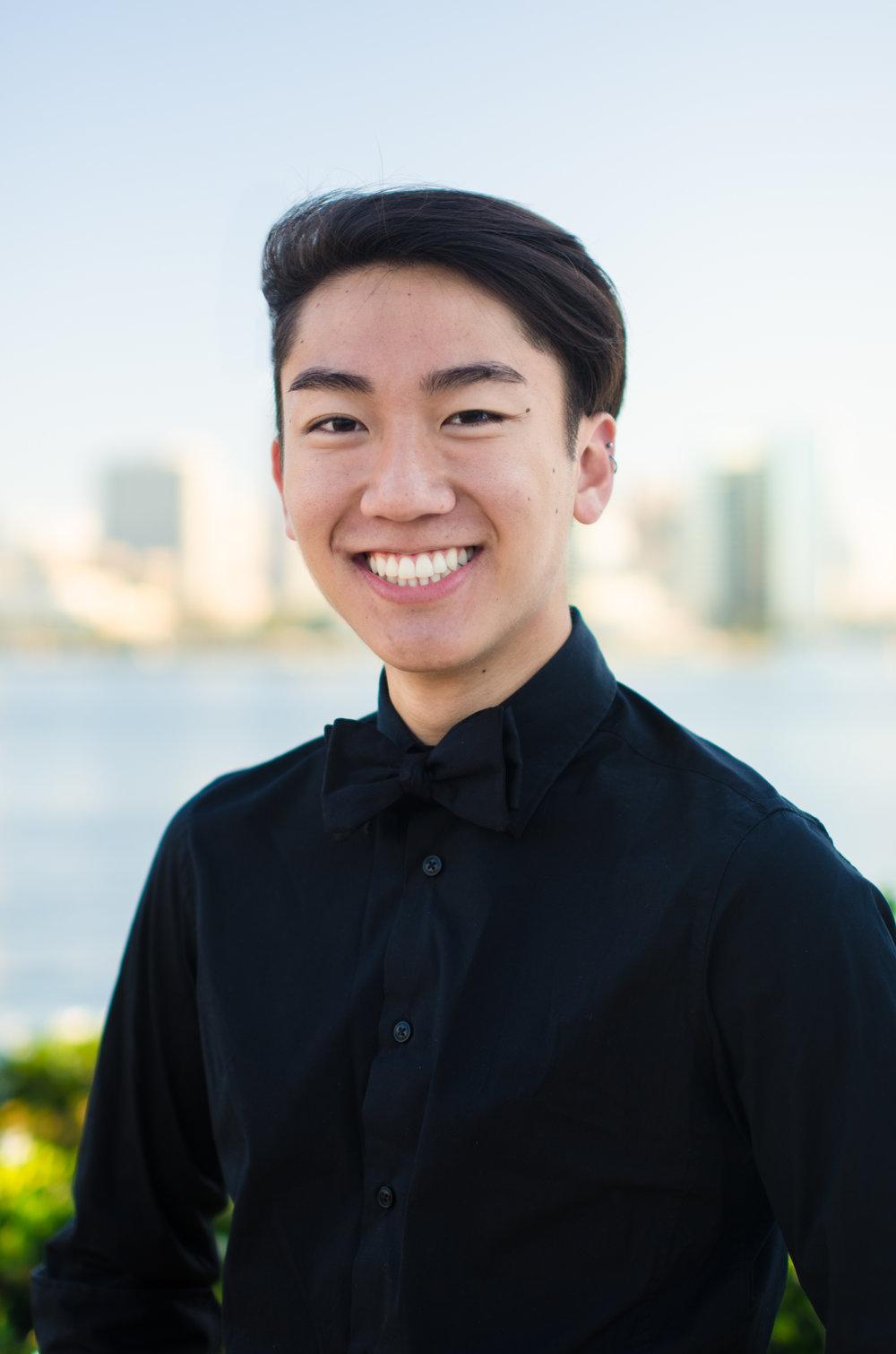 Lee Liang (Tenor, Music Director)