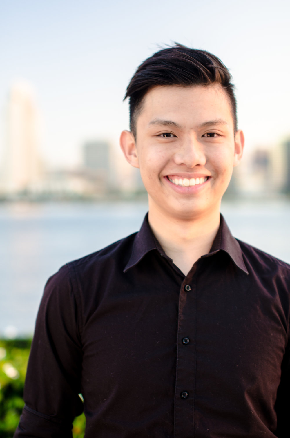 Richard Duong (#21-4), Assistant Music Director  Tenor