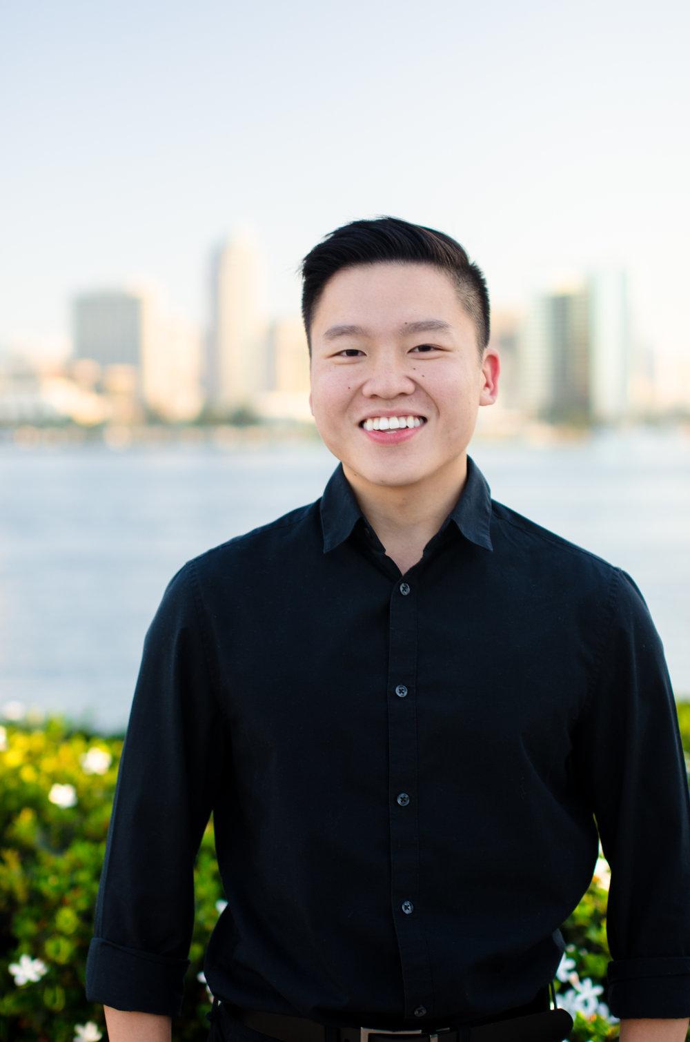 Tony Lee (Tenor, Treasurer)