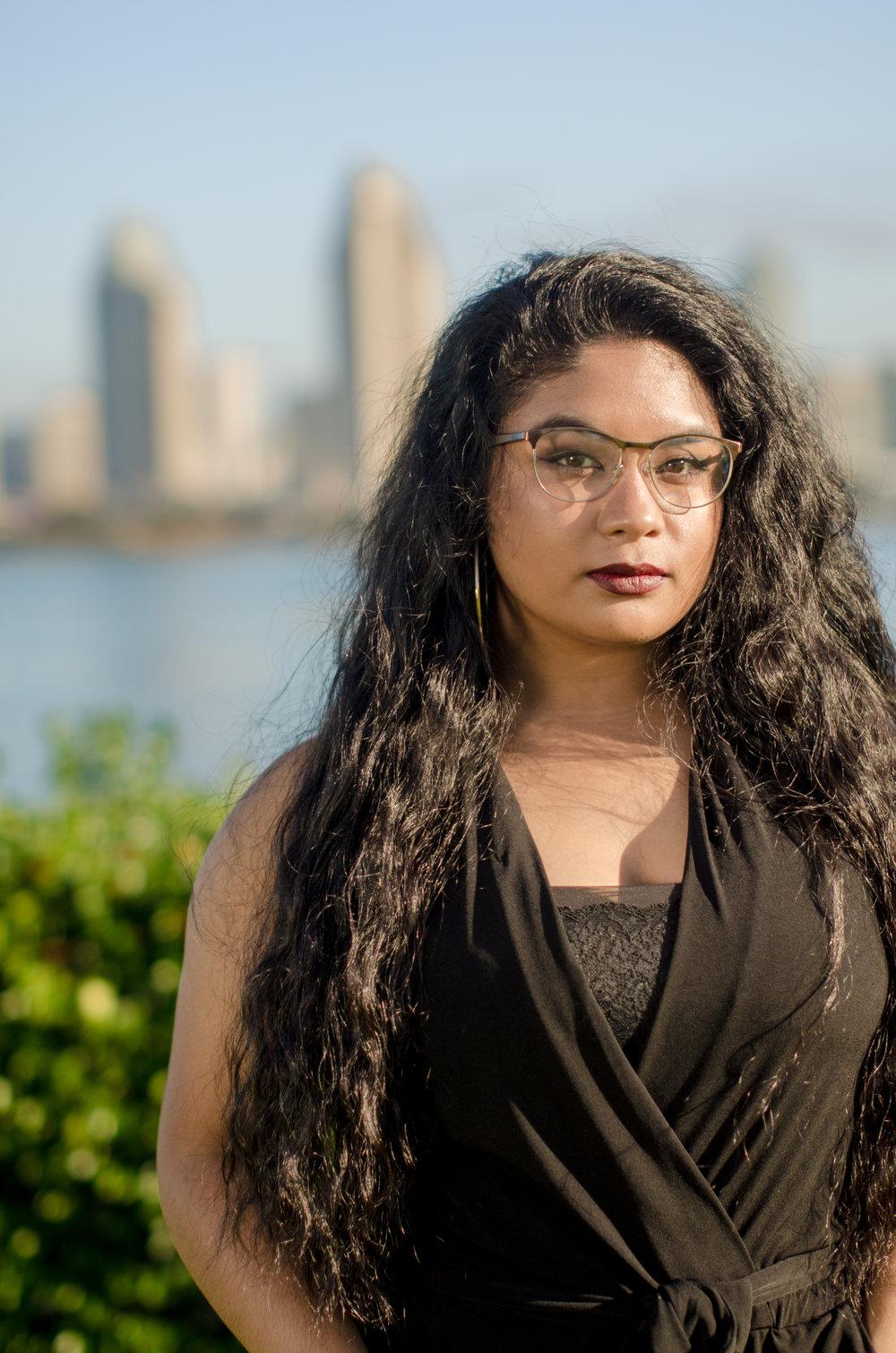 Danielle Cerdena (#20-4), Alto