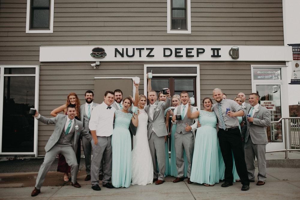 nuts-deep-ii-marshfield-wi-wedding-party
