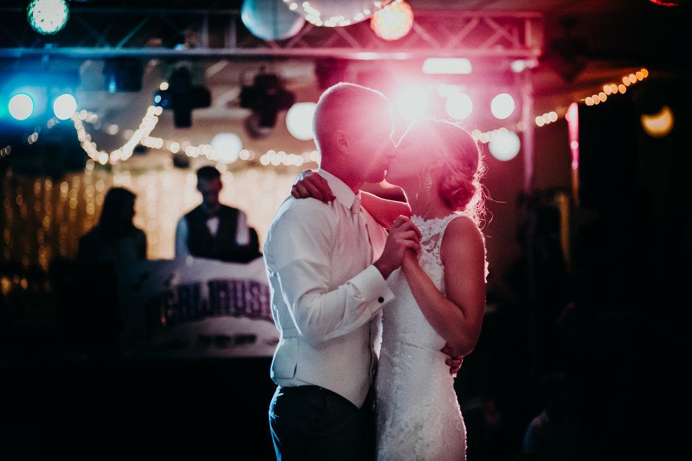 bride-groom-first-dance-eagles-club-marshfield-wi-wedding-photographer