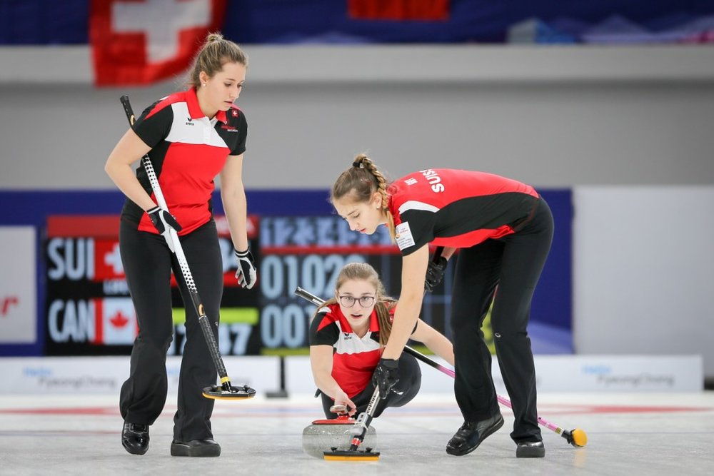 (Feature) Youth Olympic Games - Written for the World Curling Federation