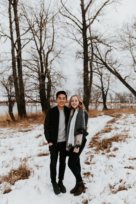 Britt & Dan -