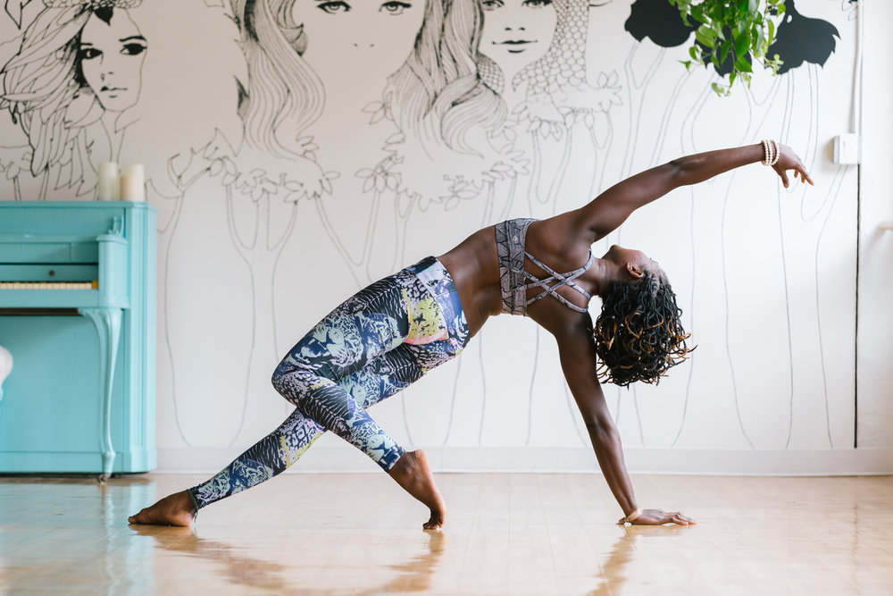 Vinyasa Flow Suited for all levels, Vinyasa uses breath as a roadmap to connect standing, seated and arm balancing postures. Get ready to dig deep and leave it all on the mat.