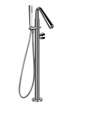GESSI Cono Freestanding Bath Filler