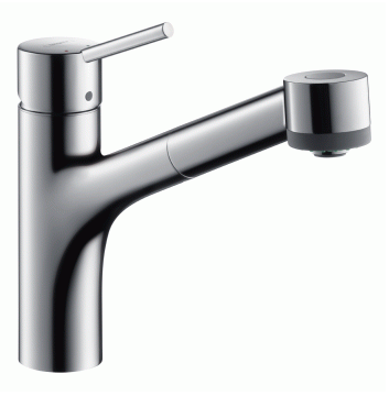 HANSGROHE Talis S Pull Out Mixer