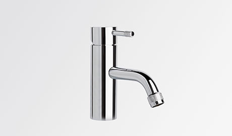 BRODWARE Yokato Bench Basin Mixer Chrome