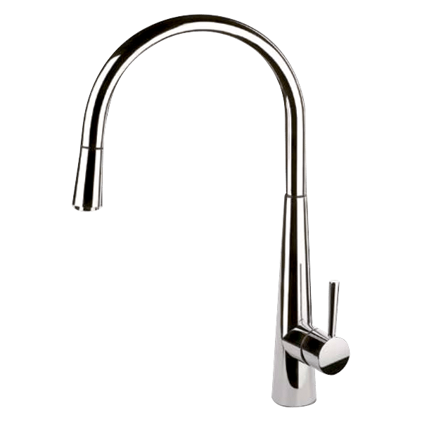 GESSI Just-Sink Mixer with Pull Out