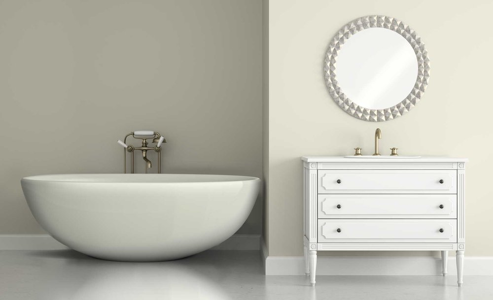 MERWE Oxbow Free-Standing Bath