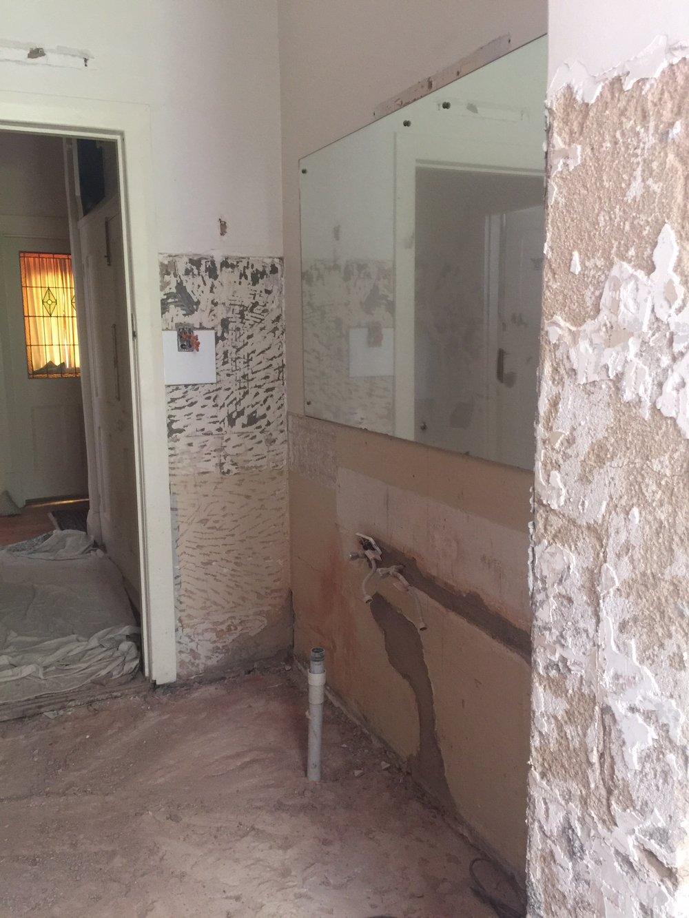 First fix plumbing!