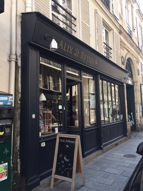 VISITING THE ALIX D.REYNIS SHOWROOM IN PARIS — The Source