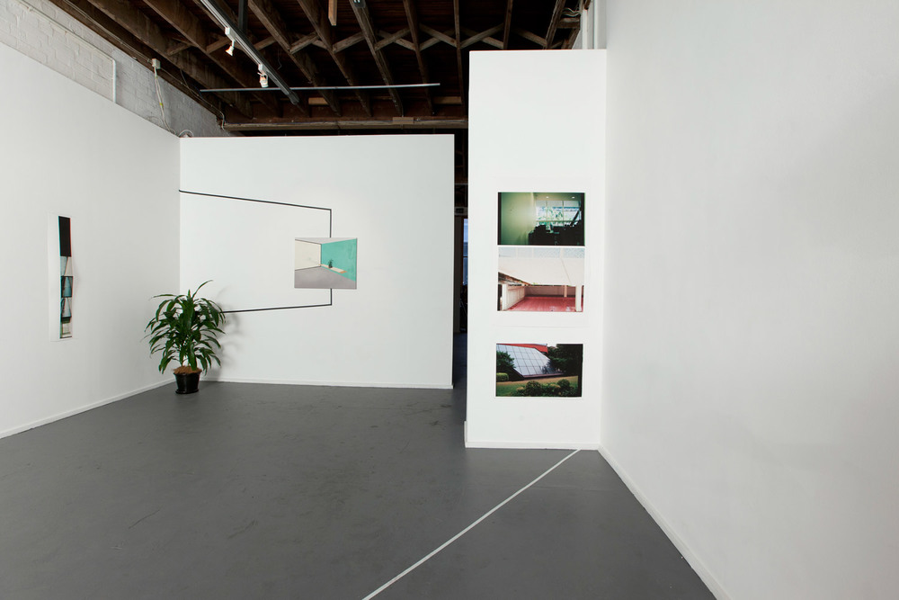 Eye Collective. Installation View. KINGS ARI. 2011
